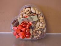 Notenhart met gemengde noten