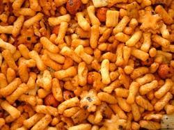 Hot chili crackers
